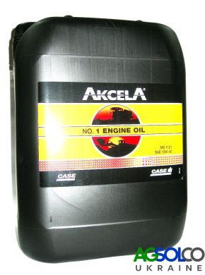 Масло моторное AKCELA NO.1 ENGINE OIL 15W-40, 20л